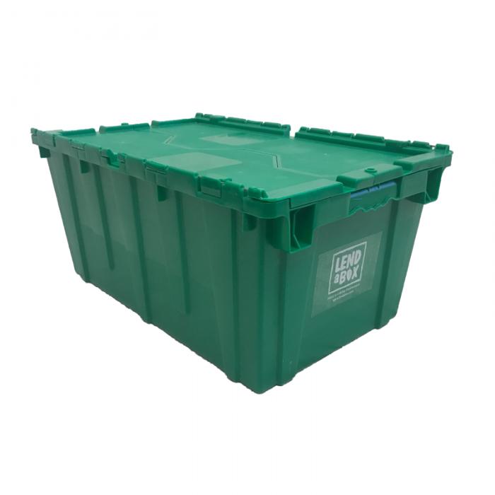 Lend A Box | Green Box