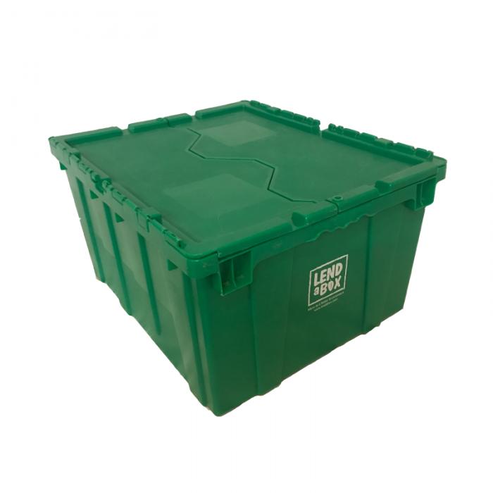 Lend A Box | Square Box