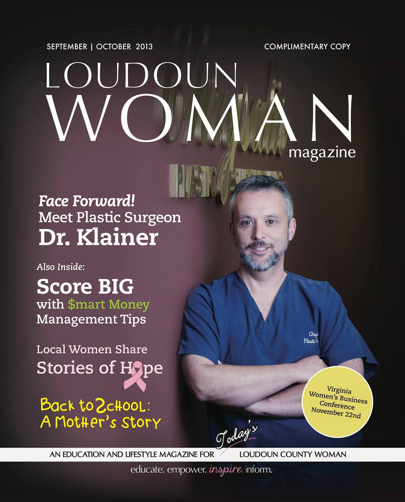 Lend A Box | Loudoun Woman Cover