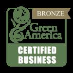 Lend A Box | Green America Logo