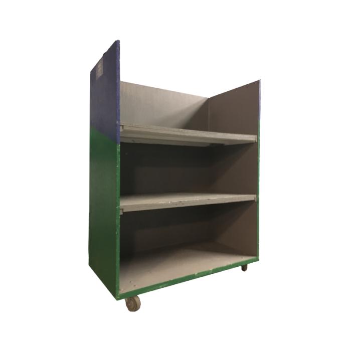 Lend A Box | Computer Cart