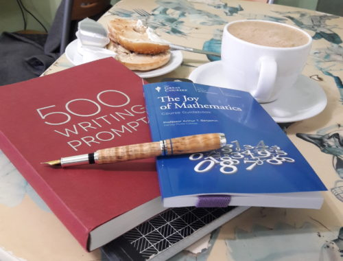 Lend A Box   Books&Pen with Breakfast&Coffee